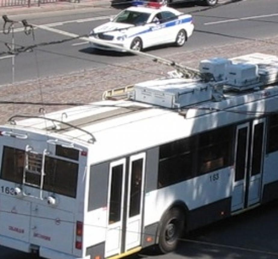 Троллейбус -2 будет ходить до Чкаловского поворота - Новости Калининграда