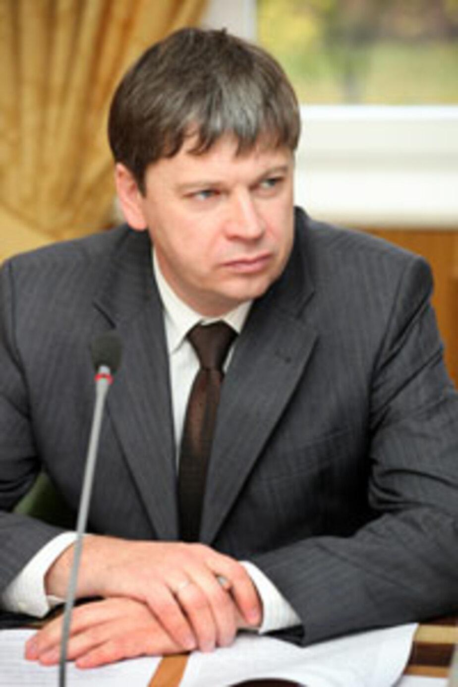 Министр финансов области избавился от приставки и-о- - Новости Калининграда