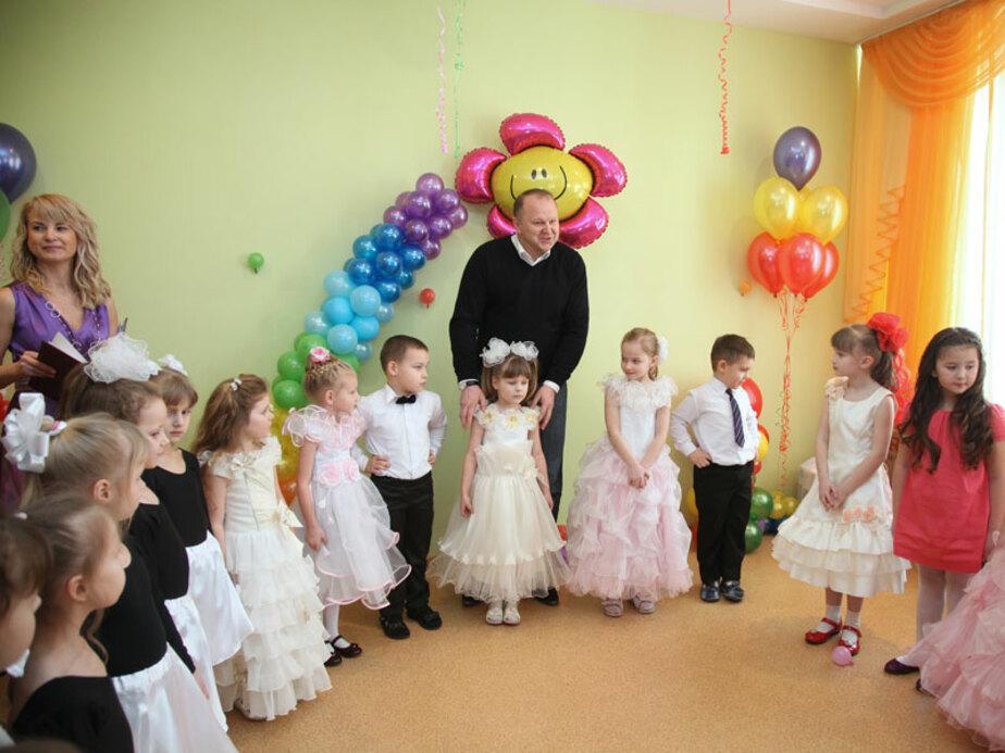 В Светлом на месте закрытого детдома открыли детский сад - Новости Калининграда