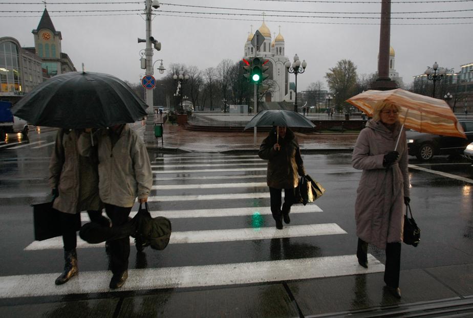 Синоптики- Снега в регионе не будет до конца месяца - Новости Калининграда