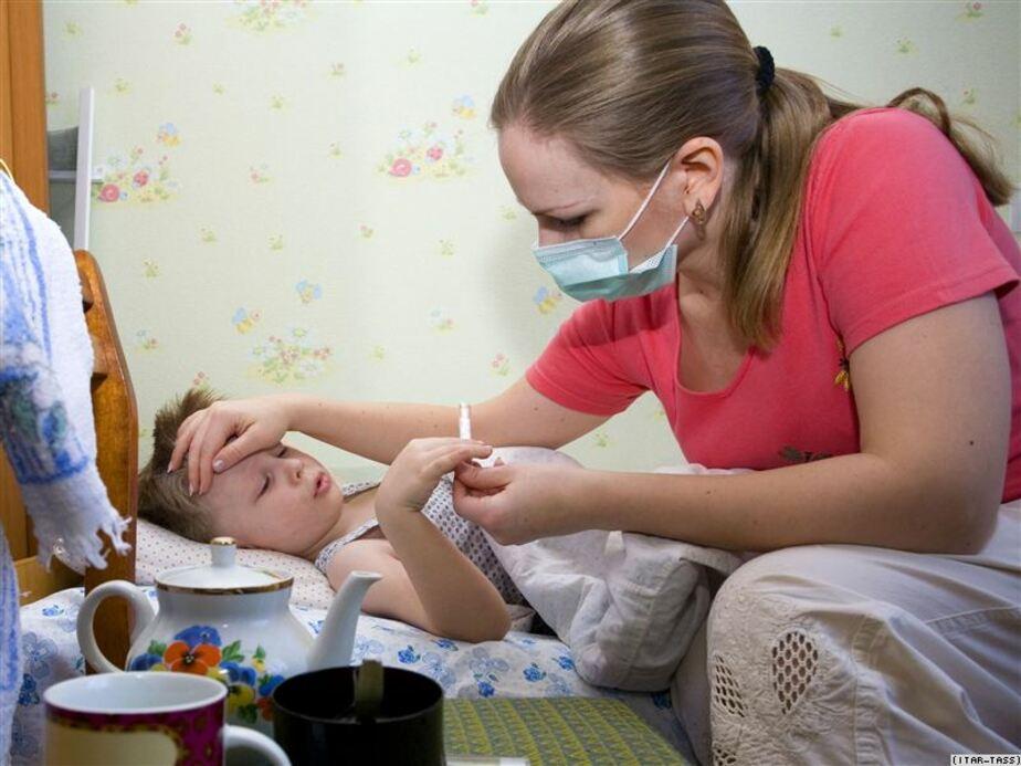 В Калининграде растет число заболевших гриппом