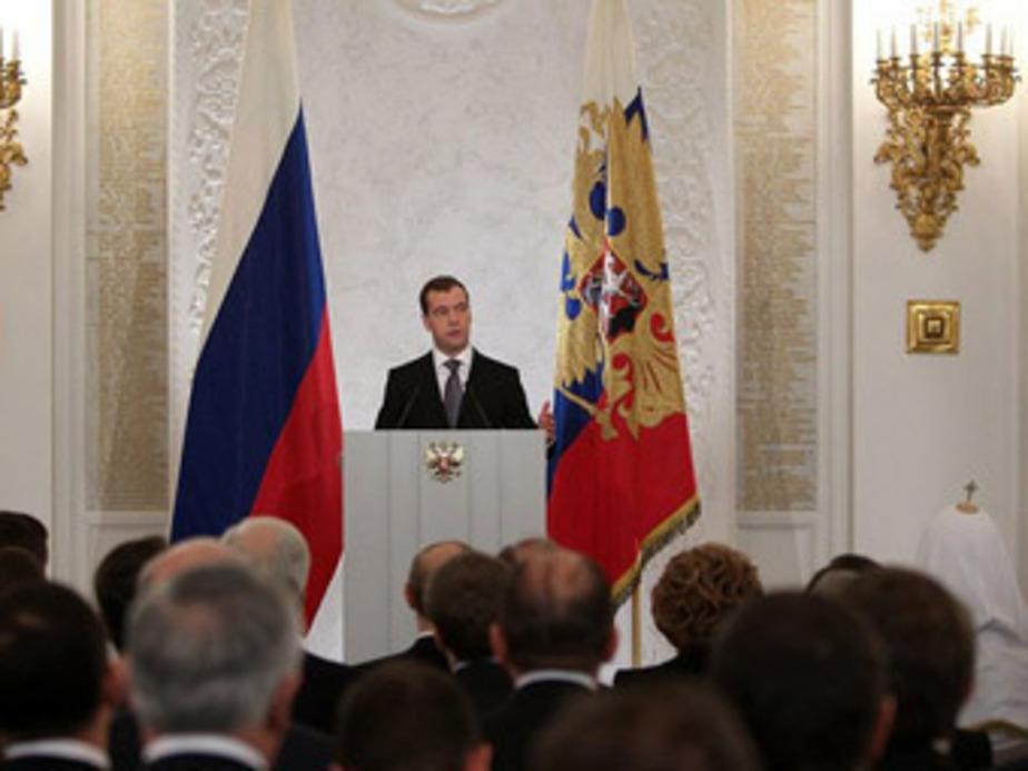 Медведев внес законопроект о выборах депутатов Госдумы - Новости Калининграда