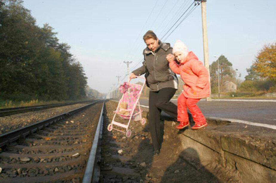 Построят переход через железную дорогу - Новости Калининграда