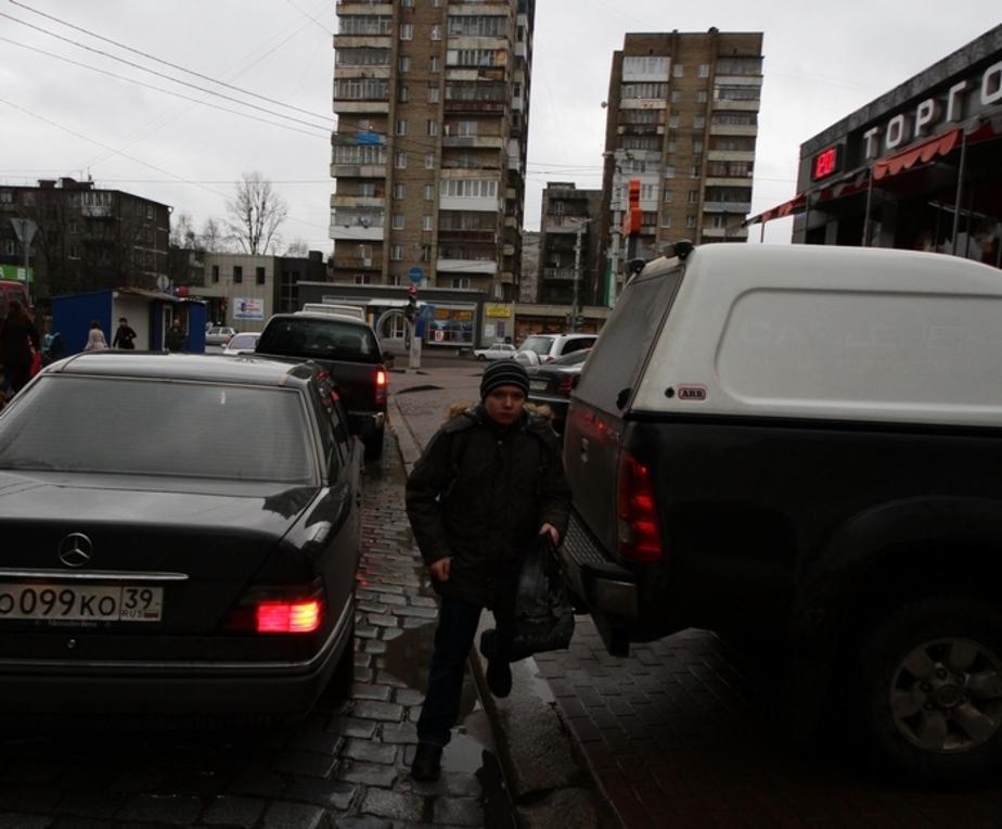 Книга жалоб: На Грига школьники идут по дороге - Новости Калининграда