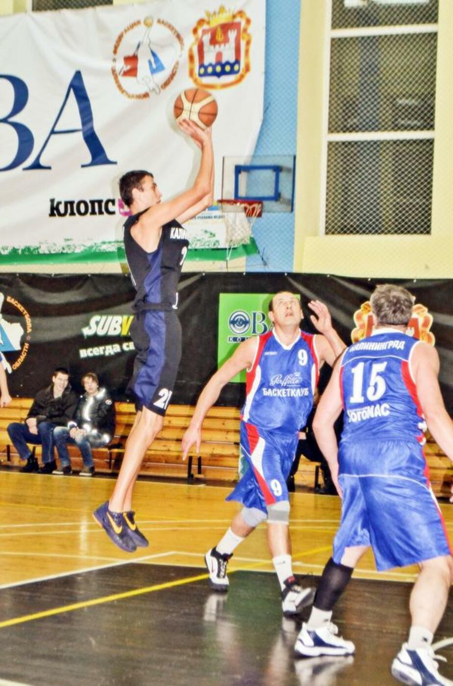 """Баскетбольная """"Лига ОВА""""- результаты последних сражений - Новости Калининграда"""
