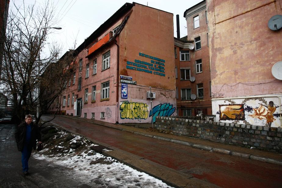 В Калининграде планируют снести старинный дом на ул. Коперника
