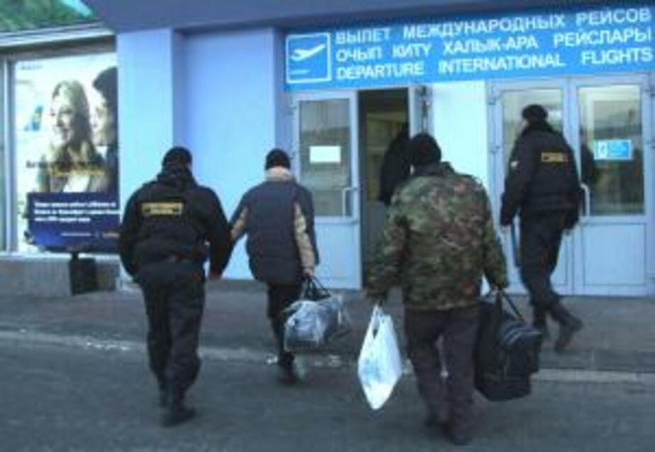 Приставы выдворили узбека из Калининграда - Новости Калининграда