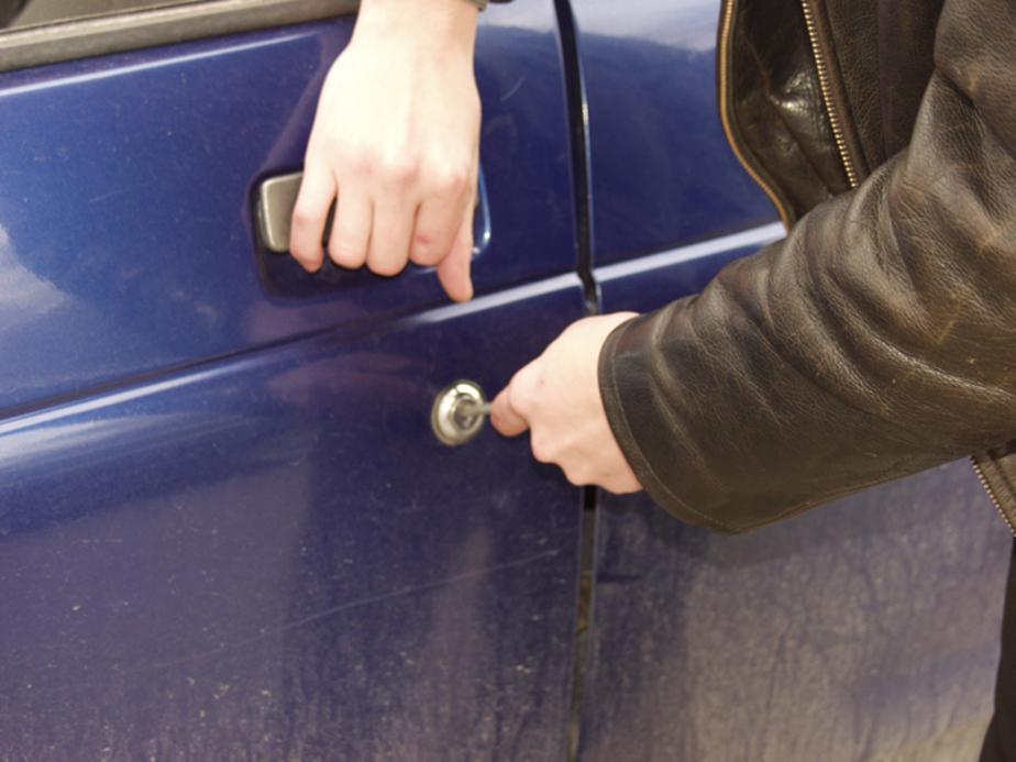 В Калининграде 17-летний угнал машину- чтобы съездить к девушке - Новости Калининграда
