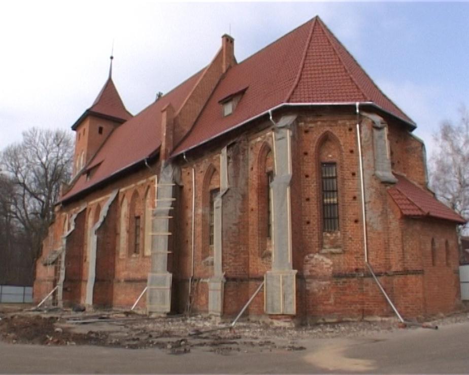 Через три года кирха Арнау превратится в полноценный православный храм - Новости Калининграда