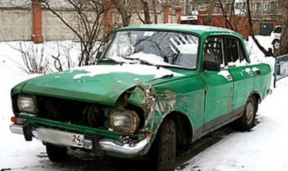 В Балтийске начали бороться с автохламом - Новости Калининграда
