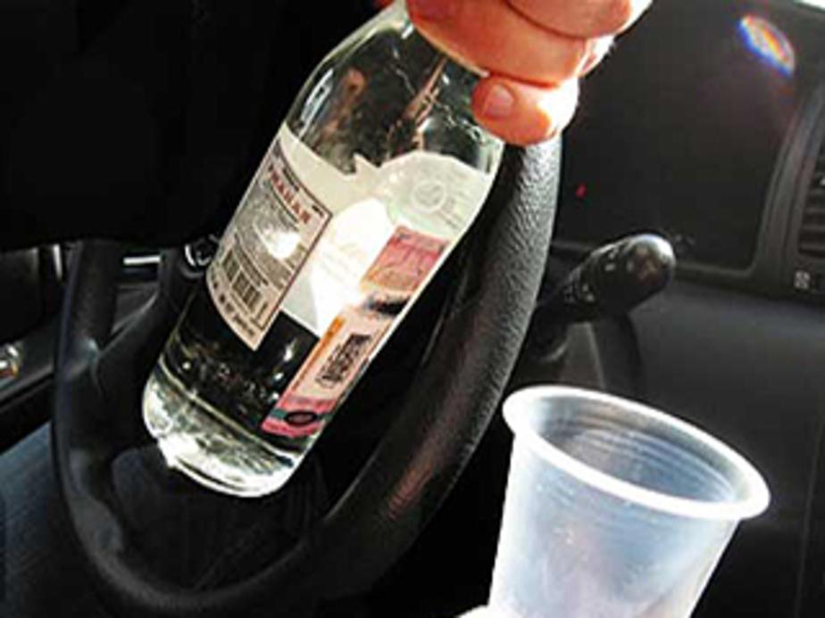 Цуканов о пьяных водителях в Калининграде- Они что- страх потеряли-