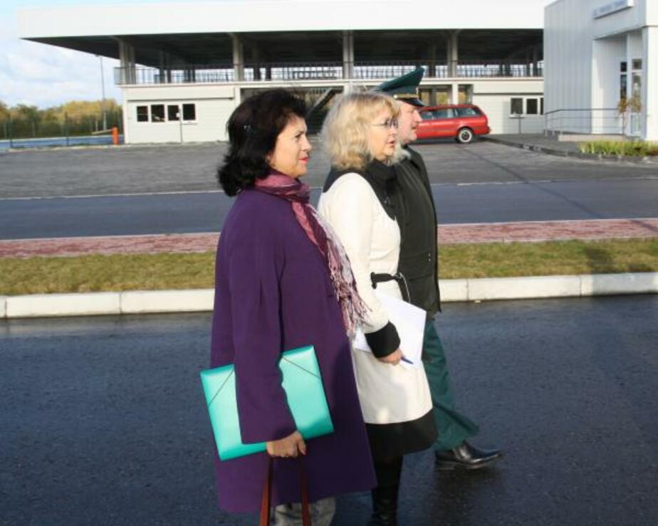 """В регионе готовятся к введению -""""зеленого коридора-"""" в Мамоново-II - Новости Калининграда"""