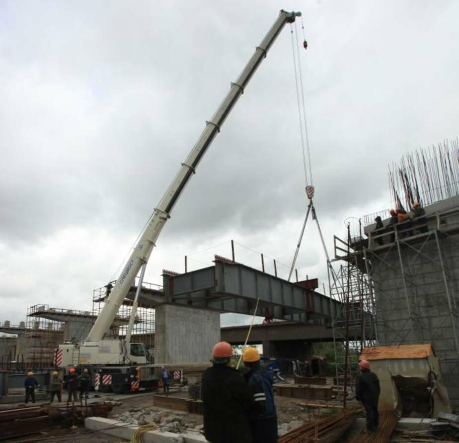 Цуканов- Рабочее движение по новому Берлинскому мосту откроют в 2013 г- - Новости Калининграда