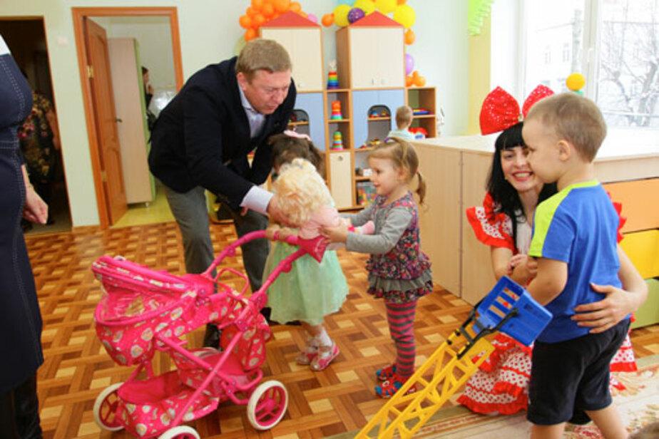 В новые группы пойдут 950 малышей - Новости Калининграда