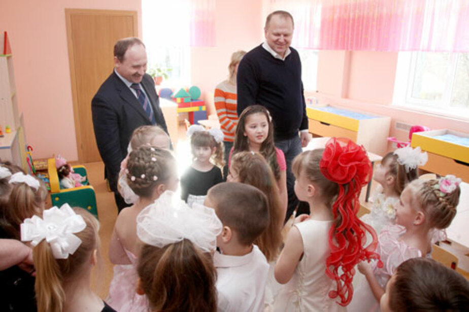 «Нашим детям повезло пойти в новый детский сад» - Новости Калининграда