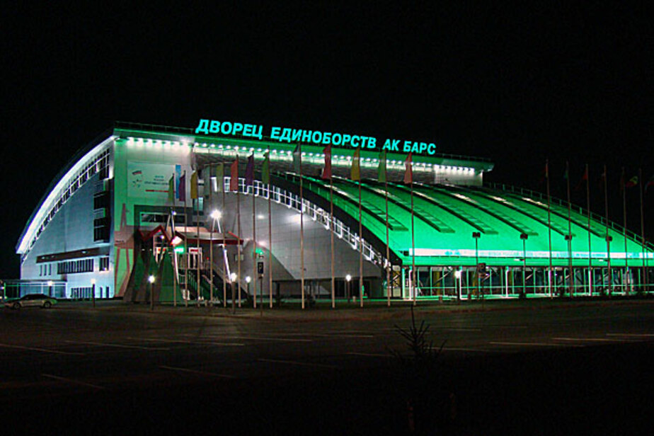Министр спорта Мутко пообещал Калининграду дворец единоборств - Новости Калининграда