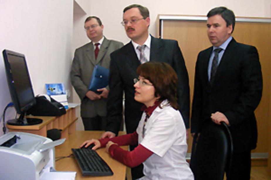 В пос- Васильково открылся кабинет врачей общей практики