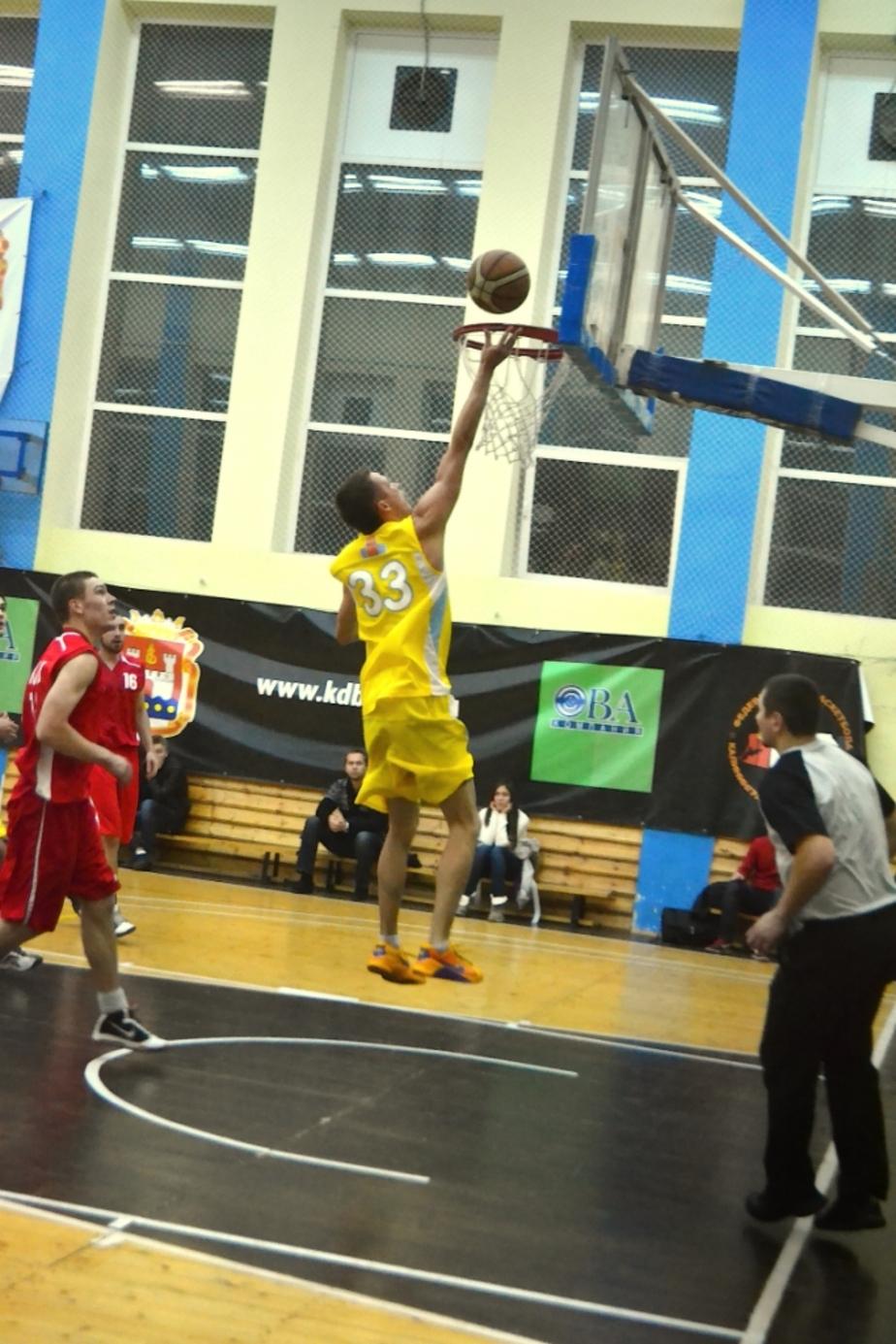 Завершился 4 тур чемпионата области по баскетболу среди мужчин - Новости Калининграда