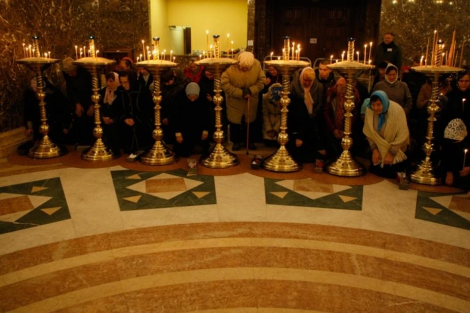 Соцопрос- Церкви калининградцы доверяют больше- чем правительству