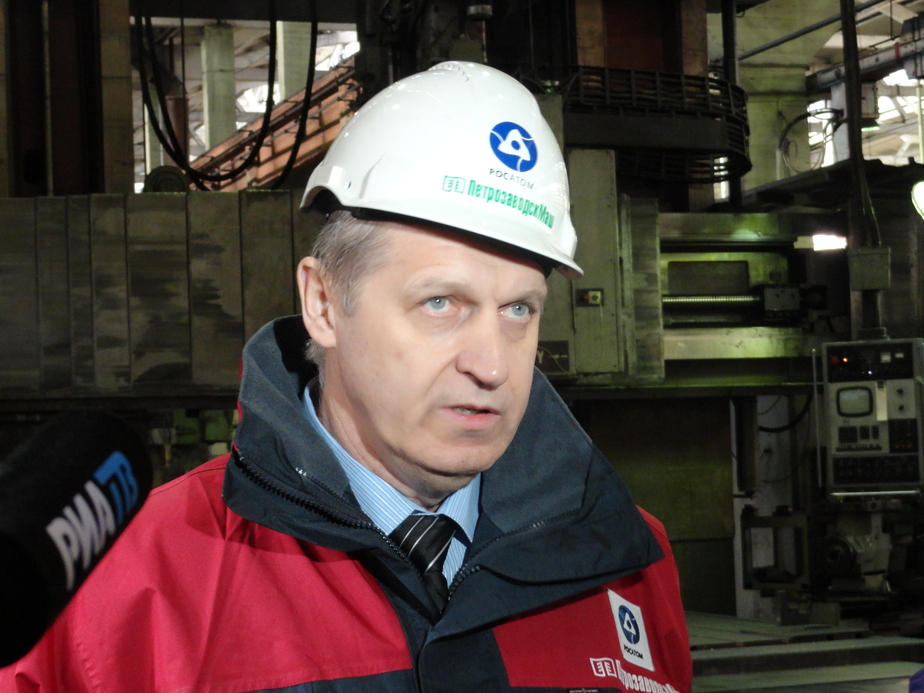 Росатом- Качество изготовления корпуса реактора БАЭС контролируется на каждом этапе - Новости Калининграда