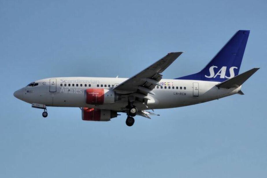 С 25 марта SAS запускает рейс Калининград - Копенгаген