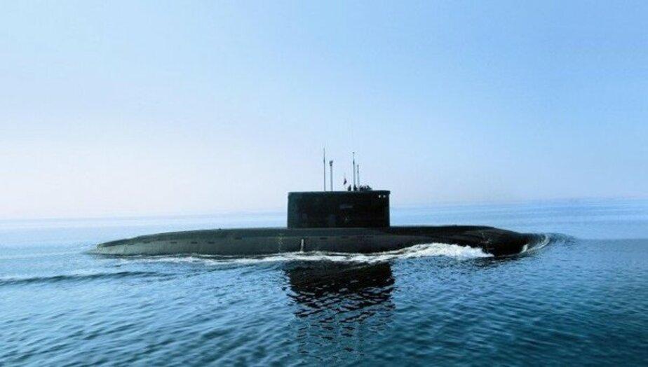 Под Калининградом проходят испытания подводной лодки - Новости Калининграда