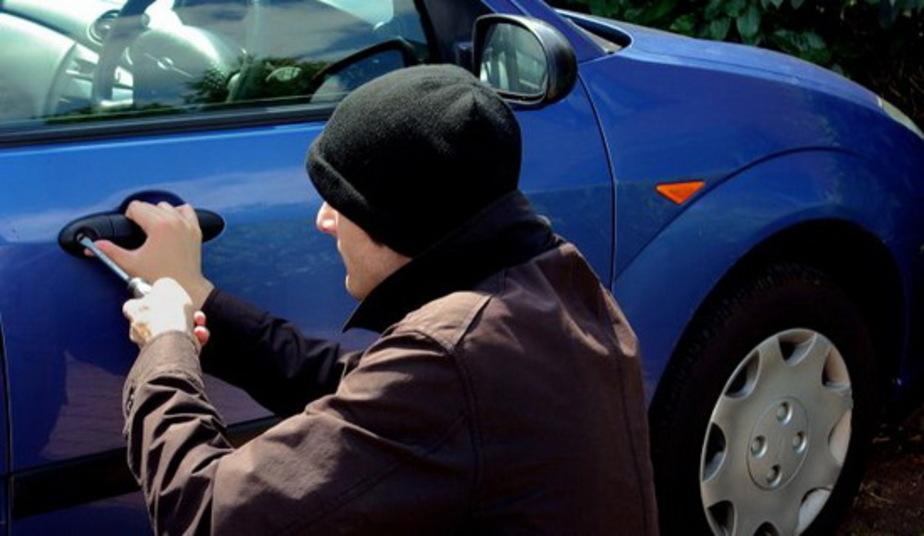 В Калининграде уволенный сотрудник отомстил начальнику и угнал его автомобиль - Новости Калининграда