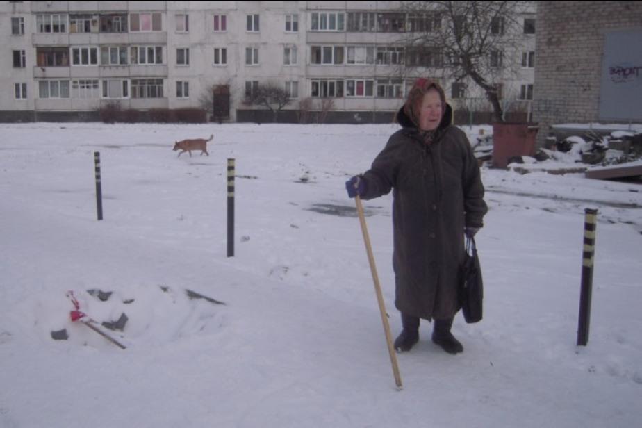 В Калининграде рядом с детским садом провалился тротуар - Новости Калининграда