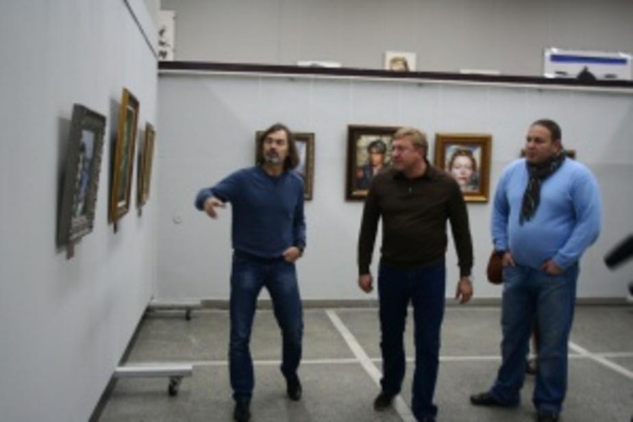 Ярошук купит для калининградского музея картину своего друга Сафронова - Новости Калининграда