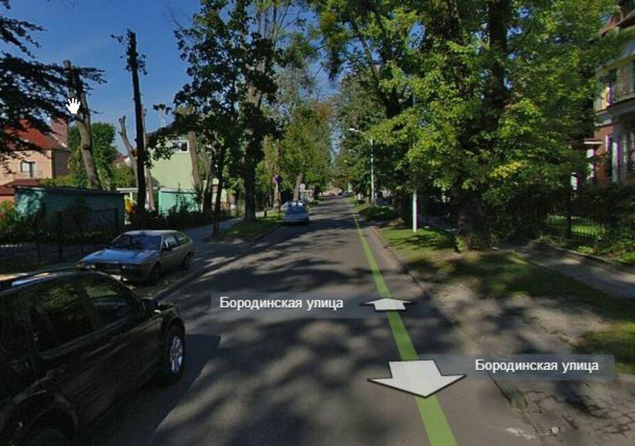 В Калининграде за 13-1 млн- капитально отремонтируют ул- Бородинскую - Новости Калининграда