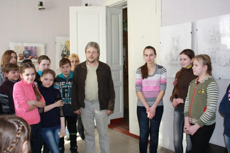 В Черняховске открылась выставка работ Надежды Иваниш - Новости Калининграда