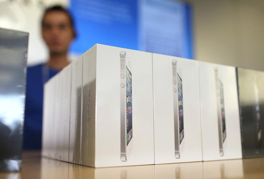 Официальные цены на iPhone 5 в России - Новости Калининграда