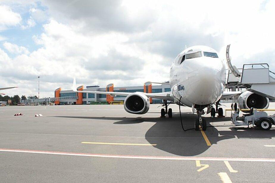 Калининградская полиция задержала убийц в салоне самолета - Новости Калининграда