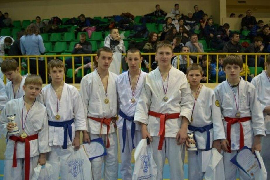 Калининградцы завоевали 20 медалей на чемпионате по рукопашному бою - Новости Калининграда