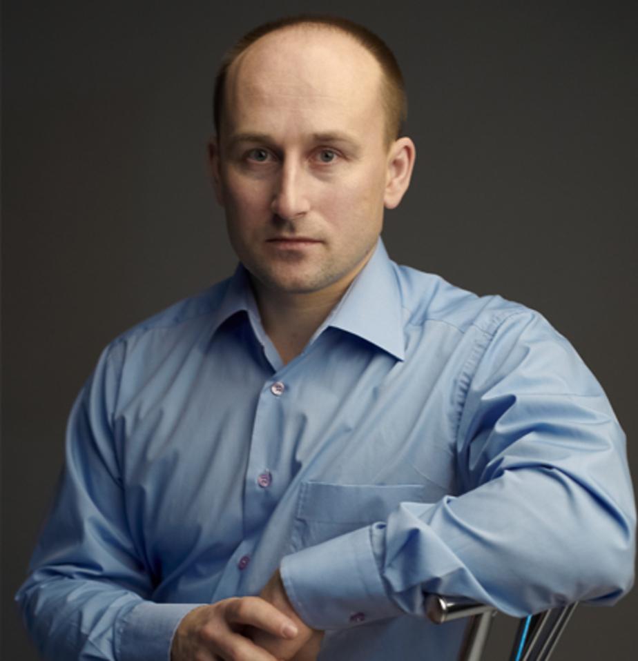 Писатель Николай Стариков встретился с калининградскими блоггерами