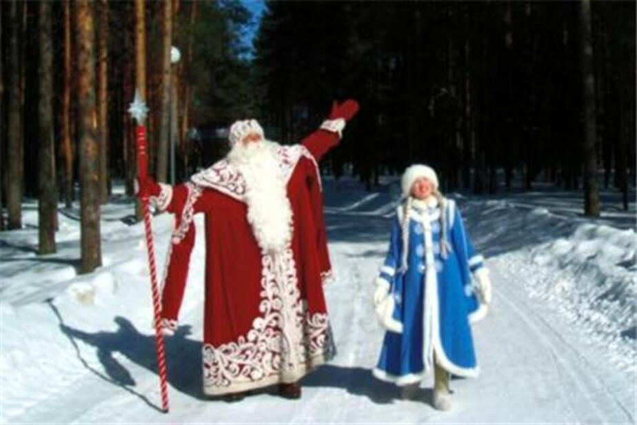 """Дед Мороз поздравит калининградских детей по телефону """"бархатистым голосом"""" - Новости Калининграда"""