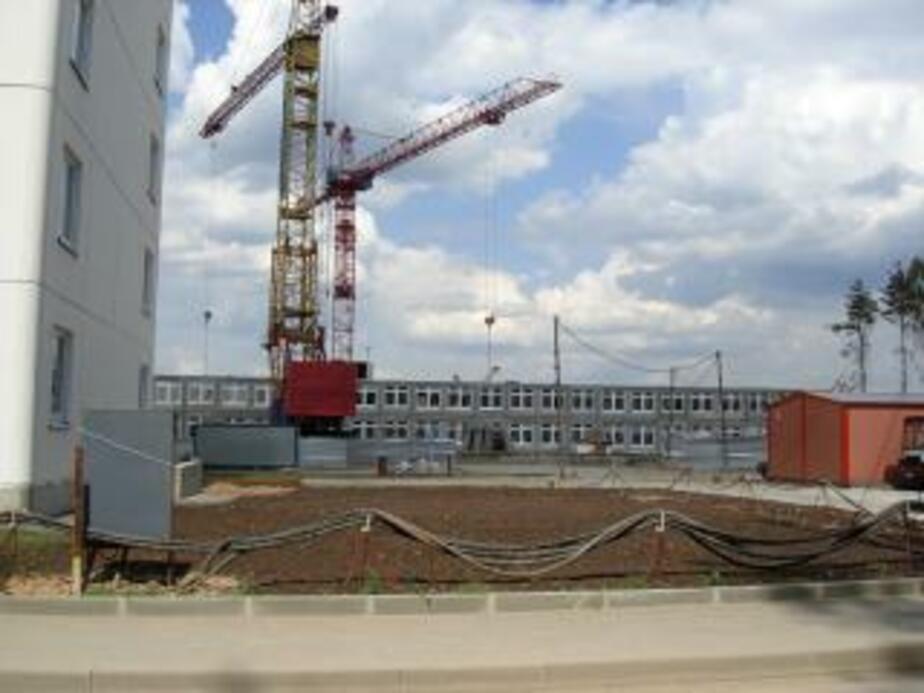 Администрацию Калининграда попросили ускорить строительство школы на Сельме - Новости Калининграда