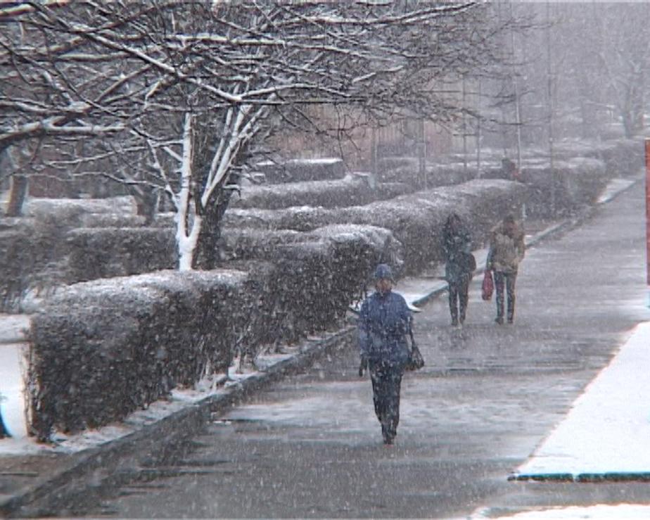 Синоптики- В Калининграде потеплеет лишь к середине апреля - Новости Калининграда