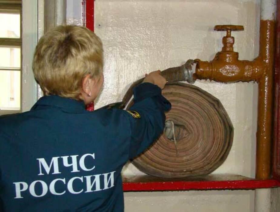 Пожарные обещают снизить количество проверок малого и среднего бизнеса в 2013 году - Новости Калининграда