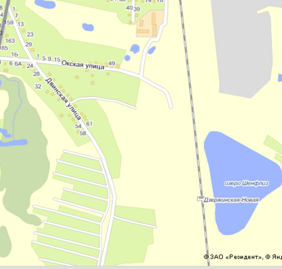 В Калининграде до 10 сентября закрывается движение по улице Двинской - Новости Калининграда