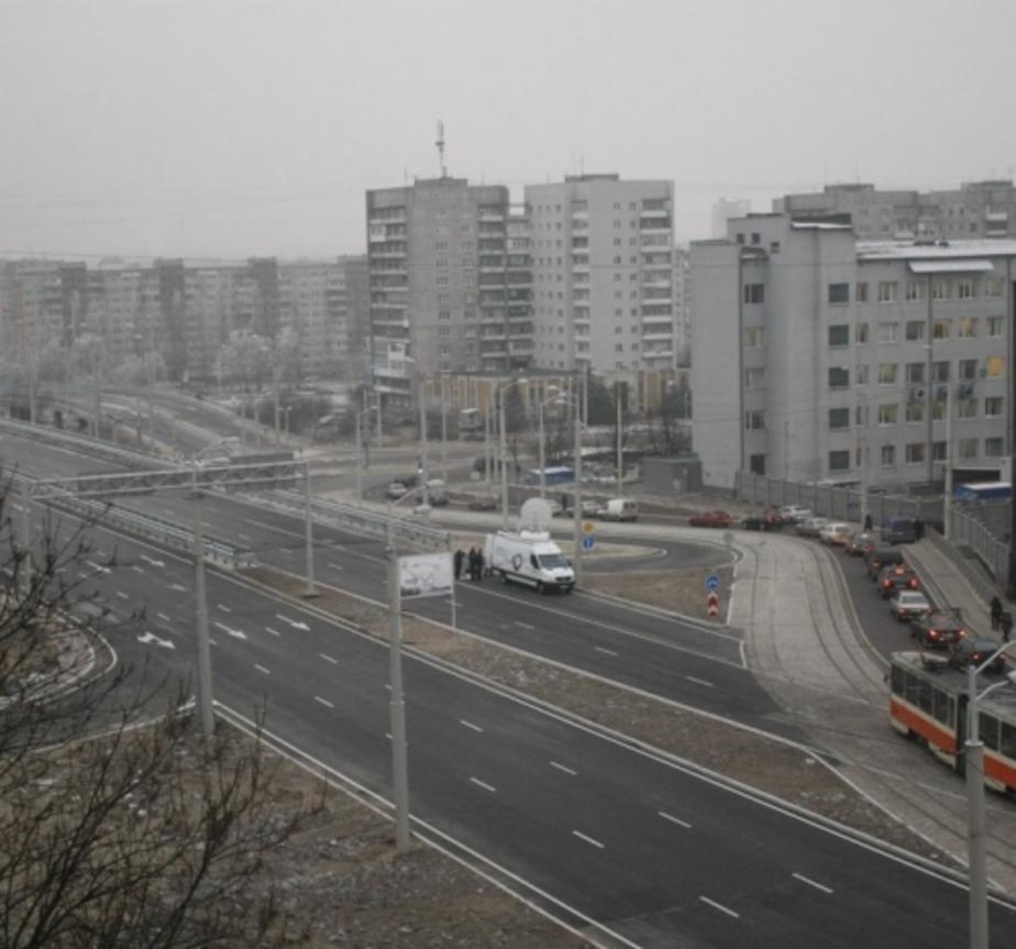 ГИБДД- Для разгрузки эстакады нужно продлить ул- 9 апреля до пл- Василевского - Новости Калининграда