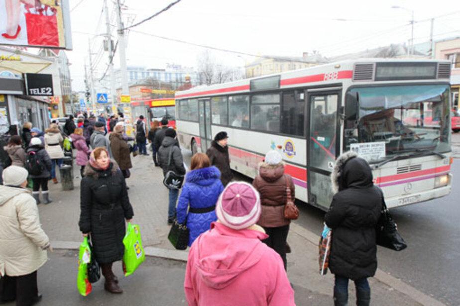 Калининградскую транспортную сеть ожидают перемены - Новости Калининграда