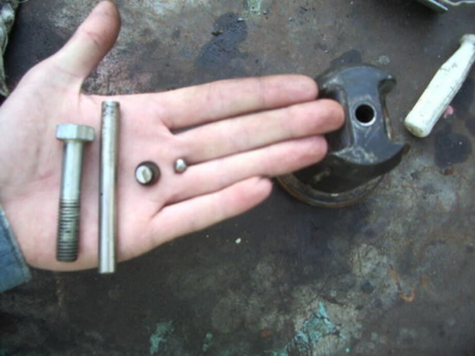 Полиция задержала калининградца с самодельным пистолетом