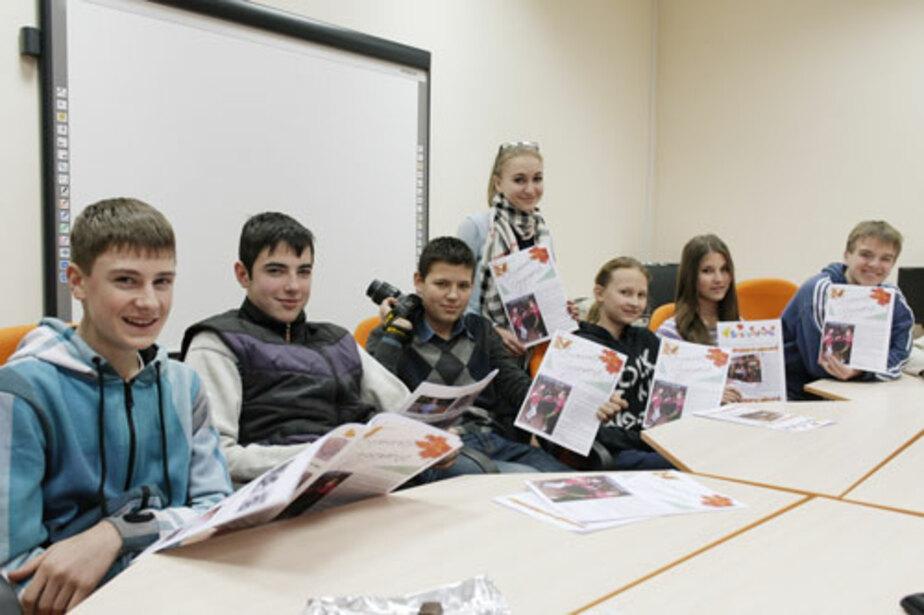 «МС» провела мастер-класс - Новости Калининграда