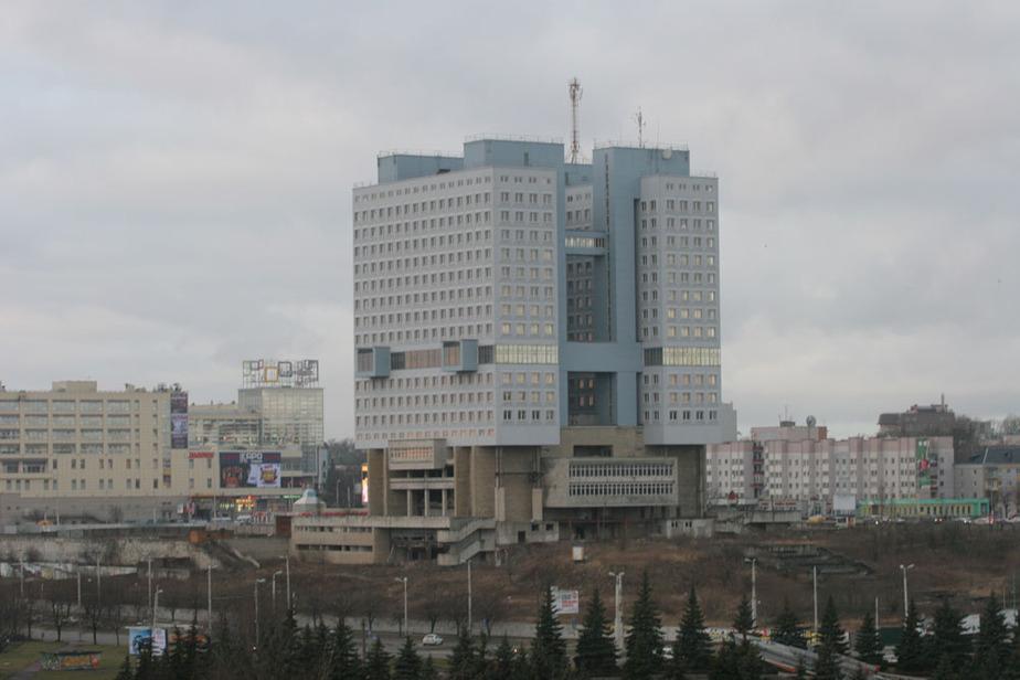 Цуканов- Я лично считаю- что Дом Советов нужно снести - Новости Калининграда