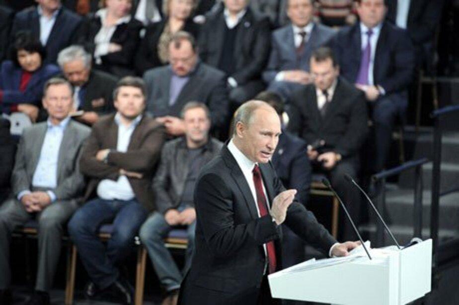 Путин- Евросоюз меняет подходы в отношении безвизового режима с Россией - Новости Калининграда