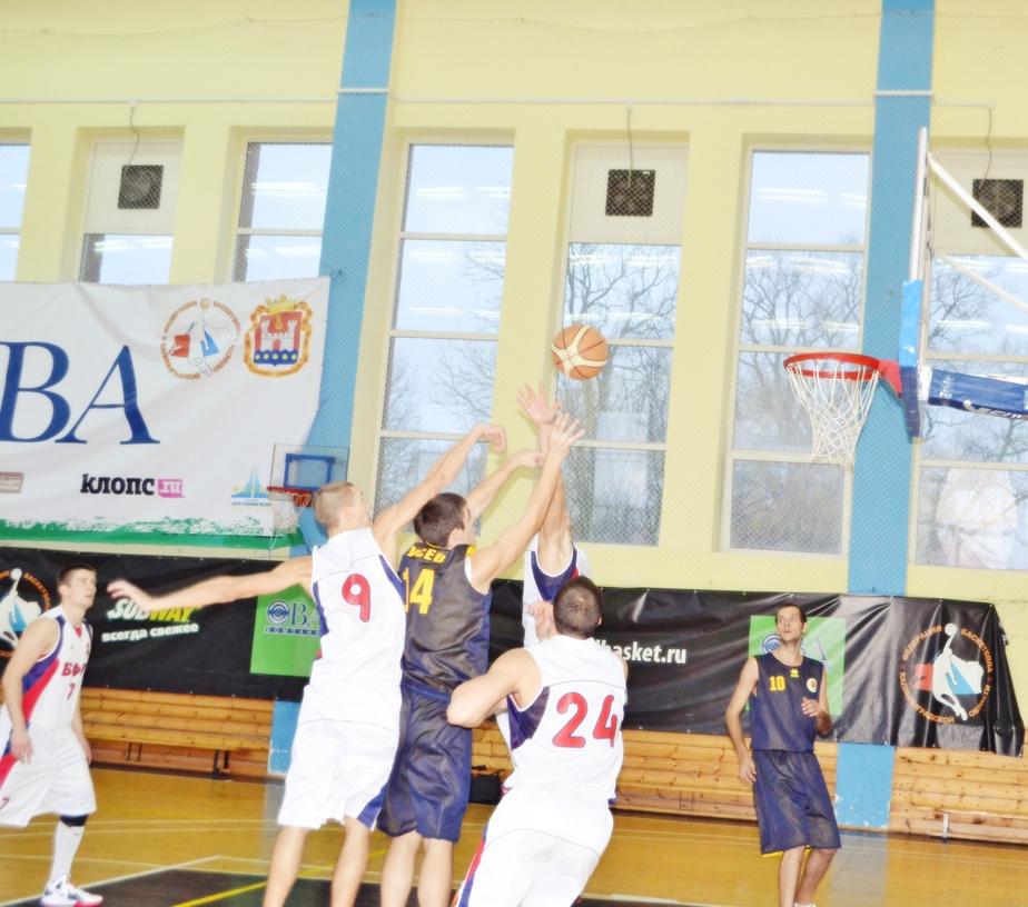 Завершился 6-й тур чемпионата области по баскетболу среди мужчин - Новости Калининграда