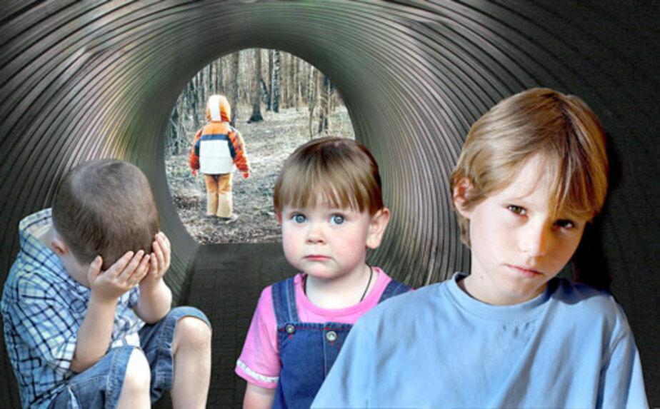 Каждый день в Калининграде пропадает по ребенку - Новости Калининграда
