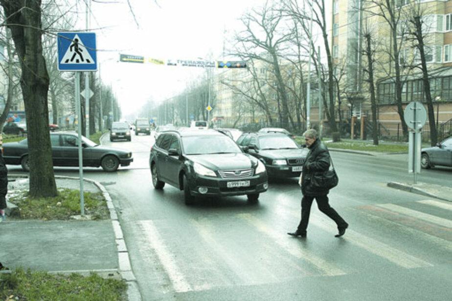 Шумовые полосы: «за» и «против» - Новости Калининграда