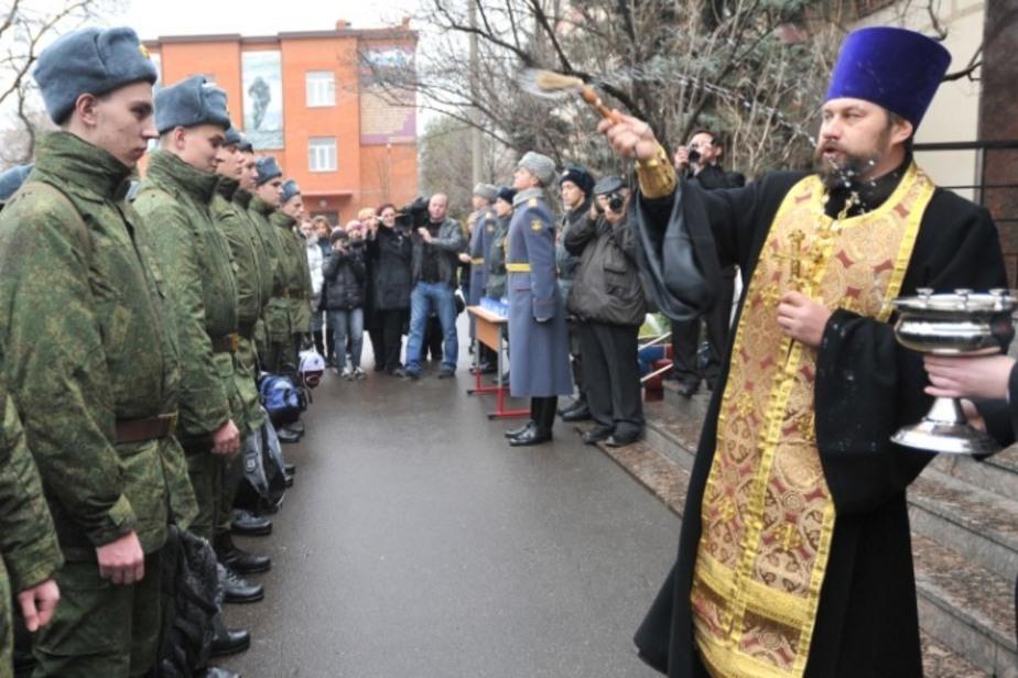 Министр Шойгу назначил войскового священника в Калининград - Новости Калининграда